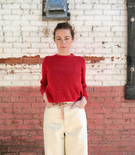 Samuji Balbi Sweater / Red