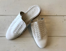 Atelier Delphine Minimalistic Shoes in White