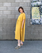 Lauren Manoogian Caftan Dress / Sunflower