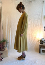 Micaela Greg Luca Dress / Ochre