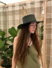 Brookes Boswell Alderman Hat / Forest
