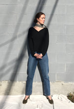 Didion Sweater / Onyx