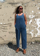 Ilana Kohn Leroy Jumpsuit / Faded Denim