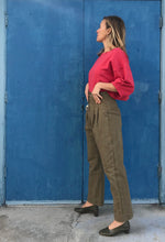 Ilana Kohn Gallo Pants / Umber Canvas