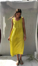 Ilana Kohn Kacey Dress / Sunshine