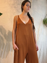Lacausa Santi Jumpsuit / Bourbon