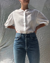 Loup Charmant Pico Blouse / White