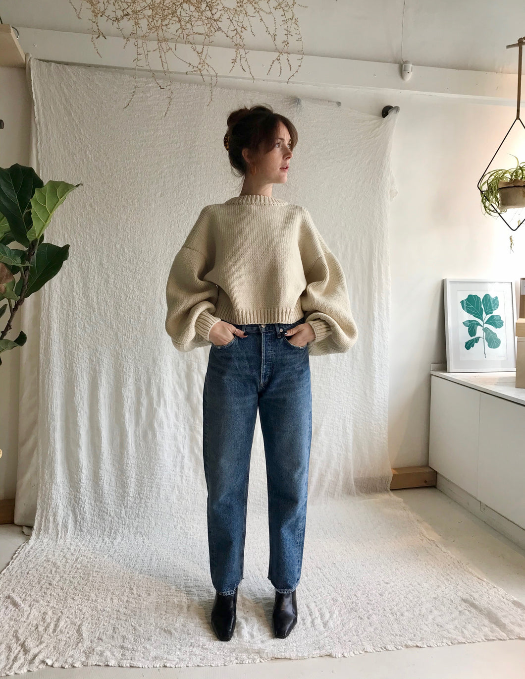 Agolde 90s Mid Rise Loose Fit / showcase