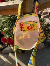 Clare V. Saturday Tote / Yellow