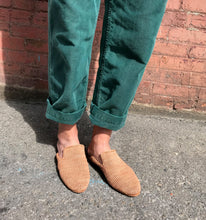 St Agni Desi Knit Loafer / Tan Knit