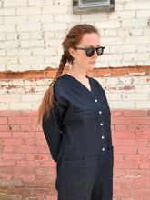 Ilana Kohn Tuck Coverall / Denim