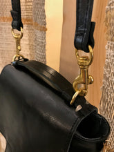 Clare Vivier Pocket Bag / Rustic Black