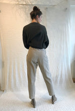 Black Crane Carpenter Pant-fall /  Ash