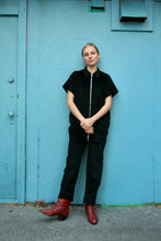 Barrie Jumpsuit / Coal