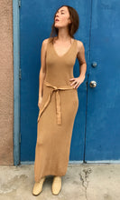Kowtow Gala Dress - Tan