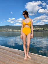 Mara Hoffman Kia One piece / Gold