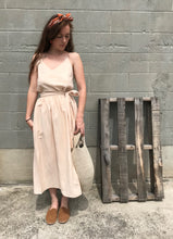 Ozma Georgia Wrap Skirt in Mineral