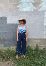 Baserange Togo Top / Everest Blue