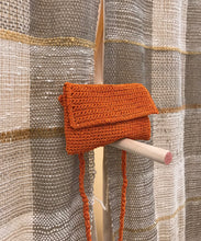 Paloma Wool Lisa Crochet Bag / White and Orange