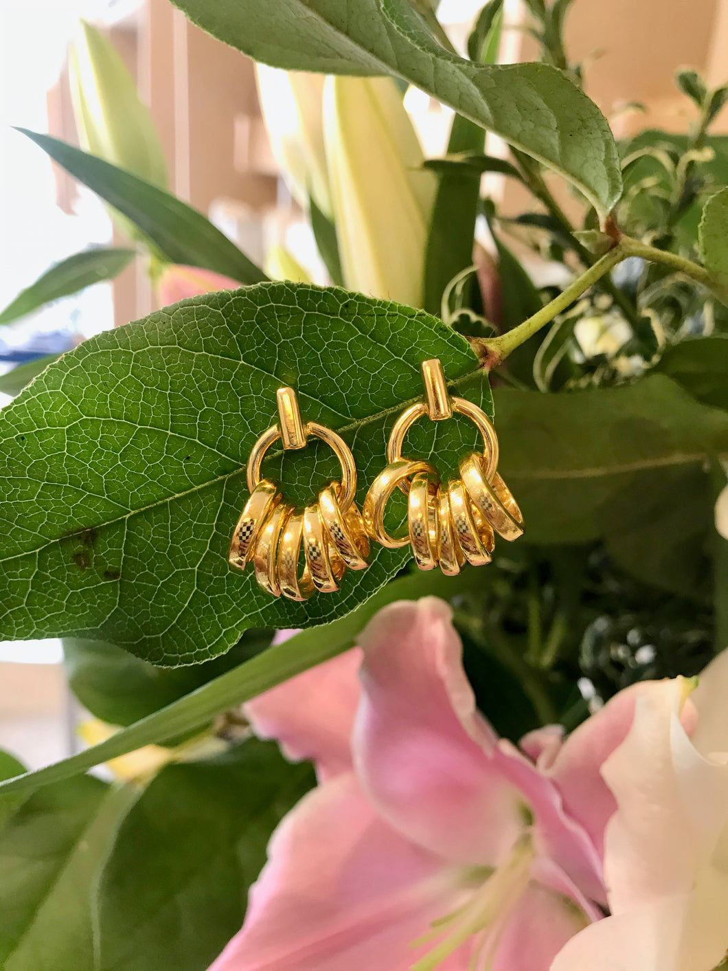 Rachel Comey Halo Earrings / Gold