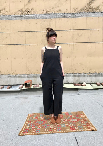 Lacausa Brooks Jumpsuit / Black