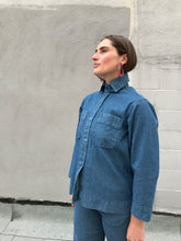 Carleen Ardmore Jacket / Light Blue