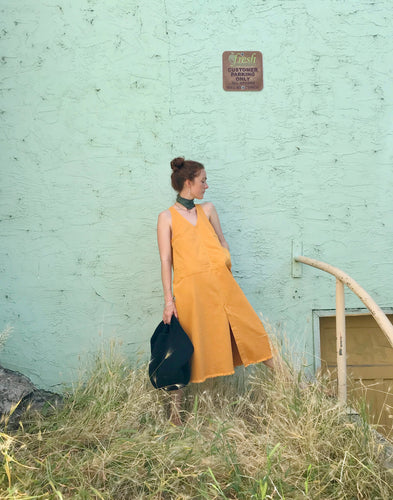 Rachel Comey Buxton Dress / Turmeric