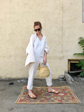 Buxton Jumpsuit / Dirty White