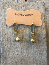 Rachel Comey Frey Earrings in Brass