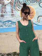 Eve Gravel Saint-Germain Jumpsuit / Ivy