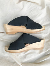 No.6 Frida Crossover Midwedge / Midnight