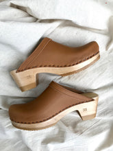 No.6 Old School Mid Heel / Palomino