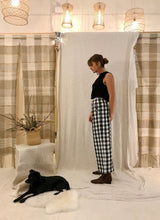 No.6 Jacob Pant / Large Gingham