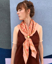 Block Shop textiles Scarves / Rosehip