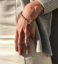 Fay Andrada Rysty Lo Ring in Silver Sterling