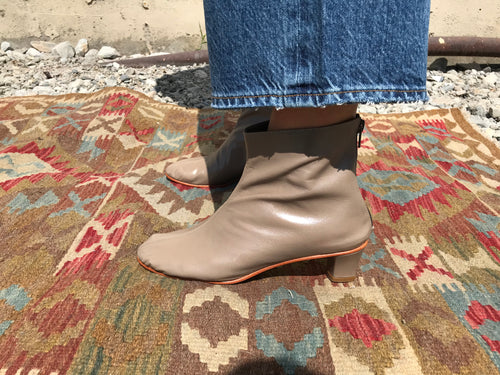Martiniano High Leone Boot / Champignon