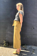 Micaela Greg Knotted Sailor Pant / Golden