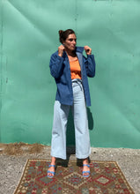 Micaela Greg Knotted Sailor Pant / Sky Blue