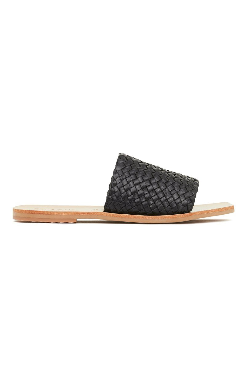 St.Agni Alice Slide / Black