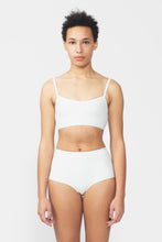 NU SWIM Mid Rise Bottom /  Bone