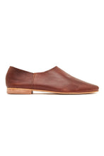 St.Agni Julien Flat / Antique Tan