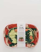 BAGGU  Storage Cube Set / Backyard Fruit