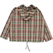 Girls of Dust Army Smock / Madras Check, Multi