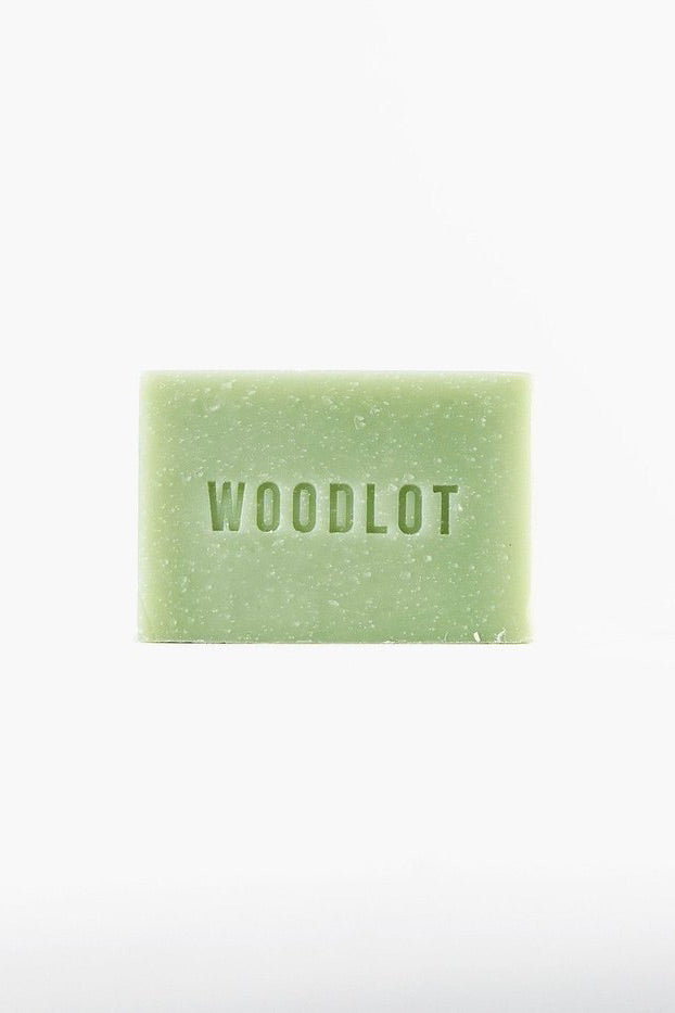 Woodlot Soap Bar, Cascadia