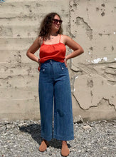Ilana Kohn Mia Pant / Faded Denim