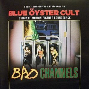 Blue Oyster Cult - Bad Channels OST (RSD) (Blue & Black)