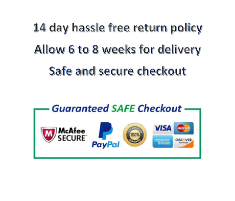 Shoplife guaranteed safe check out