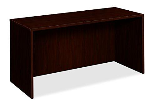 basyx by HON BL Laminate Series Credenza Shell - Desk Shell for Office,  72w x 24d x 29h, Espresso (HBL2121)