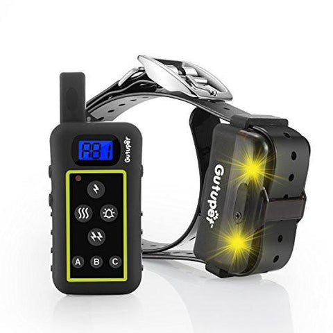 Waterproof Dog Training Collar with Remote control