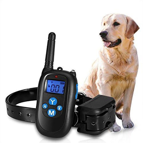 Remote Controlled rechargable Training Collar-All Size Dog
